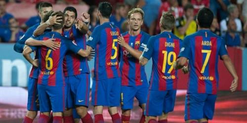 (VIDEO) España, el Barça venció al Sevilla y puso una mano en la Supercopa