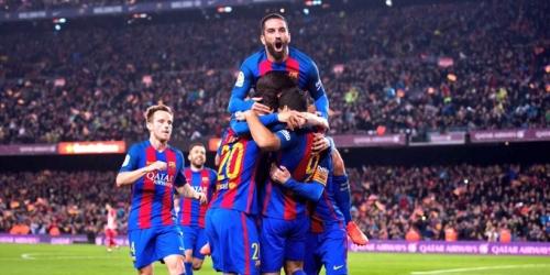(VIDEO) España, el Barcelona es el primer finalista de la Copa del Rey