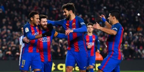 (VIDEO) España, el Barcelona está en semifinales de la Copa del Rey