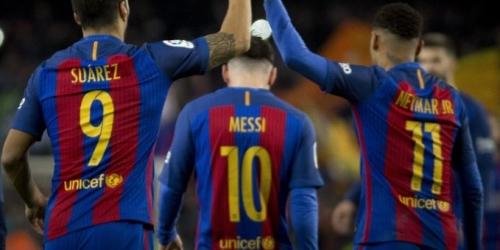 (VIDEO) España, el Barcelona revirtió la serie y avanzó a Cuartos de Final
