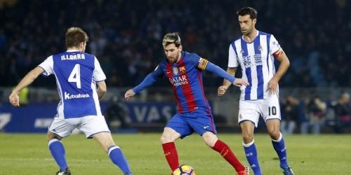 (VIDEO) España, el Barcelona volvió a empatar y se alejó del puntero de la Liga