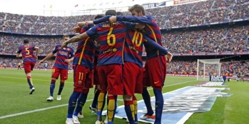 (VIDEO) España, el Barcelona vuelve a ganar la Liga BBVA!
