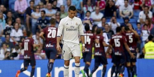 (VIDEO) España, el Real Madrid cosechó su 4to empate consecutivo