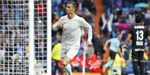 (VIDEO) España, el Real Madrid logró una sufrida victoria frente al Gijón por 2-1