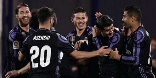 (VIDEO) España, el Real Madrid superó 4-2 al Leganés con 'hat-trick' de Morata
