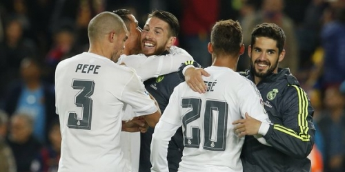 (VIDEO) España, el Real Madrid venció 2-1 al Barcelona en la Liga BBVA