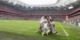 (VIDEO) España, el Real Madrid venció al Athletic y mete presión al Barça