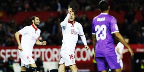 (VIDEO) España, el Sevilla terminó con el invicto del Real Madrid