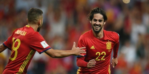 (VIDEO) España ganó a Italia