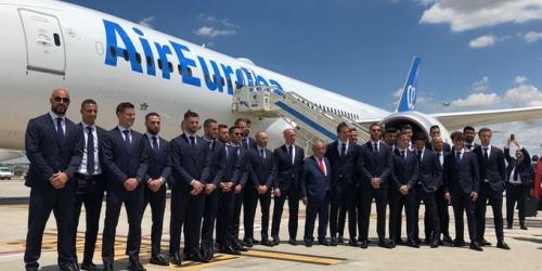 (VIDEO) España ya vuela hacia el Mundial de Rusia 2018