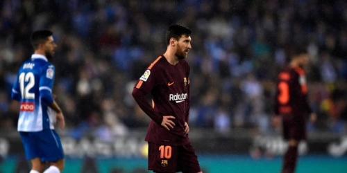 (VIDEO) Espanyol se hace con el clásico de Barcelona