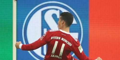 (VIDEO) Estreno goleador de James y el Bayern vuelve a ganar
