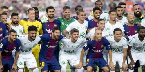 (VIDEO) FC Barcelona, el equipo culé goleó al Chapecoense en su presentación
