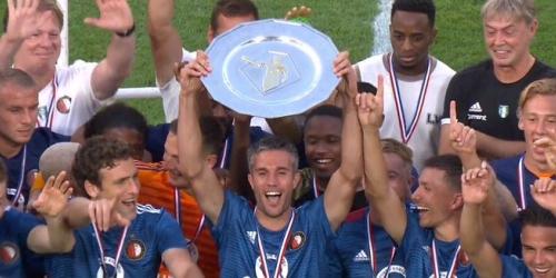 (VIDEO) Feyenoord supera en penales al PSV y obtiene la Supercopa de Holanda
