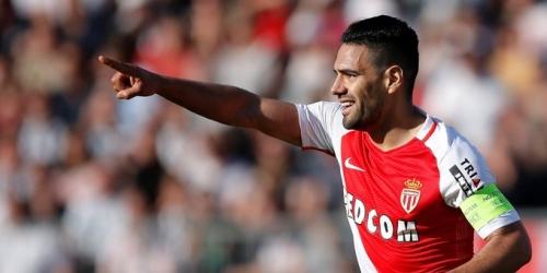 (VIDEO) Francia, con gol de Falcao el Monaco mantiene su ventaja en la Ligue 1