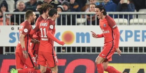 (VIDEO) Francia, con goles sudamericanos el PSG subió a la cima de la Ligue 1