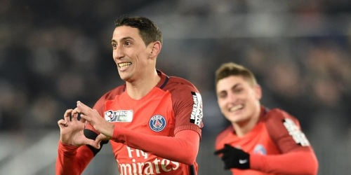 (VIDEO) Francia, el PSG es el primer finalista de la Copa de la Liga