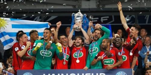 (VIDEO) Francia, el PSG ganó la final de Copa con autogol agónico