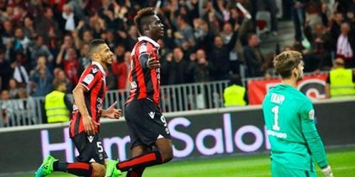 (VIDEO) Francia, el PSG perdió frente al Niza y cayó a la segunda posición