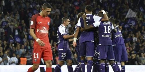 (VIDEO) Francia, el PSG perdió por 2-0 frente al Toulouse y cae al tercer lugar