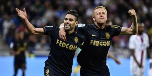 (VIDEO) Francia, Falcao y Mbappé devuelven al Mónaco la cima de la Ligue 1