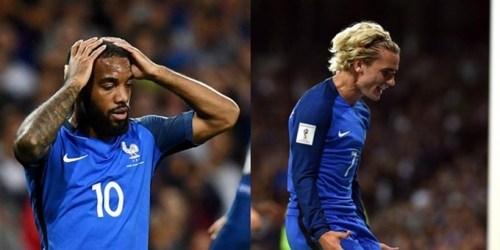 (VIDEO) Francia no pasa del empate con Luxemburgo