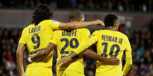(VIDEO) Francia, PSG golea de visita al Metz