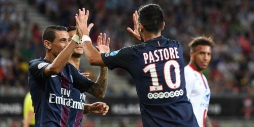 (VIDEO) Francia, el PSG se llevó la Supercopa al golear por 4-1 al Lyon