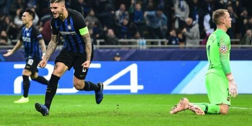 (VIDEO) Grandanovič salva al Inter de una derrota en casa