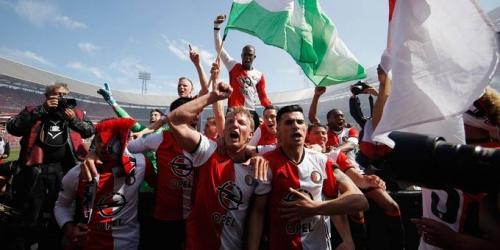 (VIDEO) Holanda, el Feyenoord ganó la Eredivisie después de 18 años!