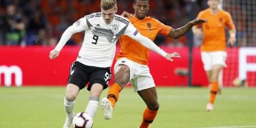 (VIDEO) Holanda golea a Alemania y lo pone en aprietos de la UEFA Nations League