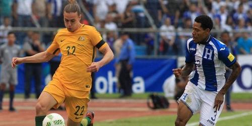 (VIDEO) Honduras empata ante Australia por el repechaje a Rusia 2018