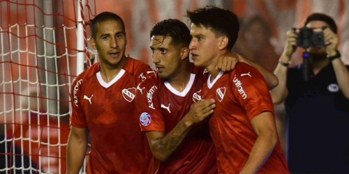 (VIDEO) Independiente de Avellaneda da vuelta un encuentro difícil