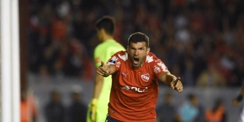 (VIDEO) Independiente le ganó a Libertad y avanzó a la final de la Copa Sudamericana