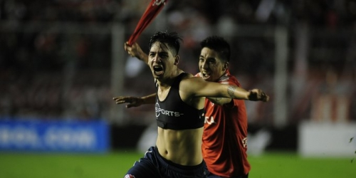 (VIDEO) Independiente venció a Atlético Tucumán