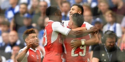 (VIDEO) Inglaterra, el Arsenal derrotó por 2-1 al Chelsea y ganó la FA Cup!