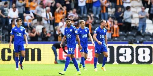 (VIDEO) Inglaterra, el campeón Leicester comenzó la Premier League con una derrota