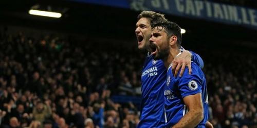 (VIDEO) Inglaterra, el Chelsea consiguió su 13a victoria y sigue arriba en la Premier League