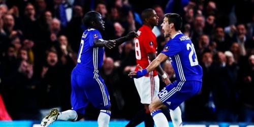 (VIDEO) Inglaterra, el Chelsea eliminó al Manchester United y clasificó a semifinales de la FA Cup