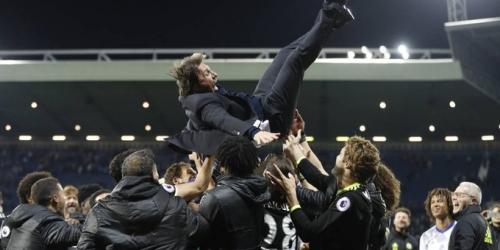 (VIDEO) Inglaterra, el Chelsea es el nuevo campeón de la Premier League!