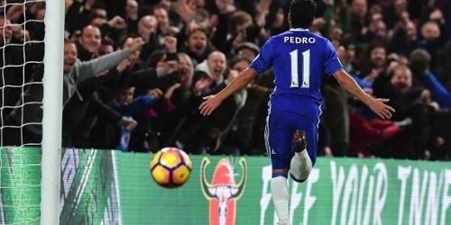 (VIDEO) Inglaterra, el Chelsea golea y es líder momentáneo de la Premier League