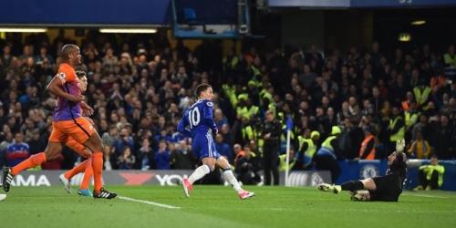 (VIDEO) Inglaterra, el Chelsea le ganó al City e hipoteca la Premier League