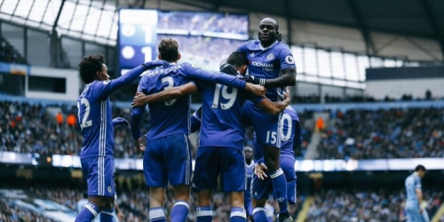 (VIDEO) Inglaterra, el Chelsea superó al City por 3-1 en la Premier League