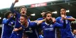 (VIDEO) Inglaterra, el Chelsea superó al Stoke City sobre el final en la Premier League