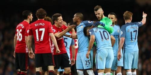 (VIDEO) Inglaterra, el derby de Manchester terminó empatado