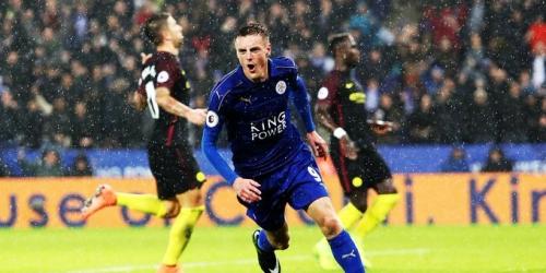 (VIDEO) Inglaterra, el Leicester sorprendió al golear al City de Guardiola