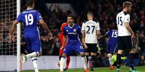 (VIDEO) Inglaterra, el líder Chelsea consiguió su 7a victoria consecutiva