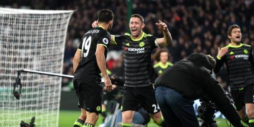 (VIDEO) Inglaterra, el líder Chelsea sigue ganando en la Premier League