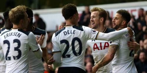 (VIDEO) Inglaterra, el Tottenham se afirma como escolta de la Premier League tras vencer al Everton