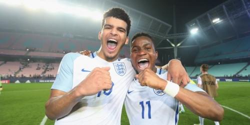 (VIDEO) Inglaterra eliminó a Italia: se jugará el título del Mundial Sub-20 con Venezuela